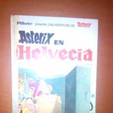 Tebeos: ASTERIX EN HELVECIA-BRUGUERA-1971-1ª EDICION.. Lote 18106861