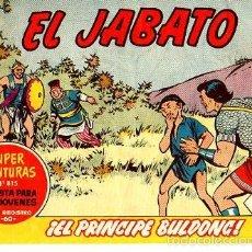 Tebeos: EL JABATO (BRUGUERA) Nº 278. Lote 55702806