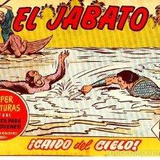 Tebeos: EL JABATO (BRUGUERA) Nº 311. Lote 55703099