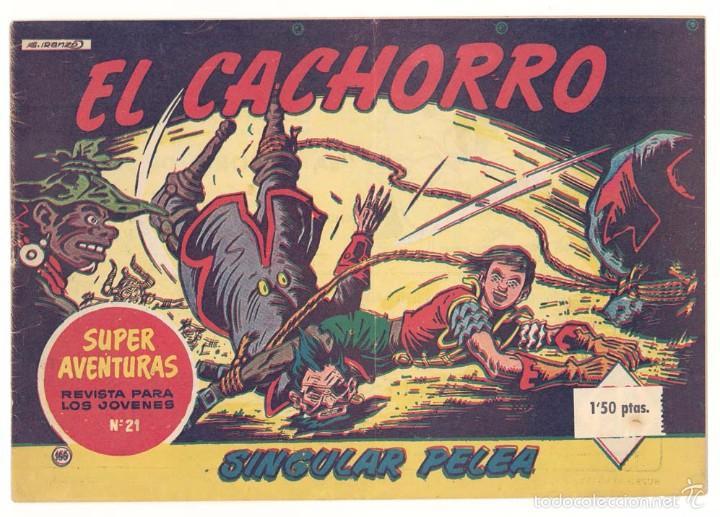 EL CACHORRO 165 , ORIGINAL (Tebeos y Comics - Bruguera - El Cachorro)
