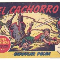 Tebeos: EL CACHORRO 165 , ORIGINAL. Lote 55732864