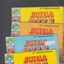 Tebeos: BUFALO BILL, LOTE 8 NÚMEROS -ED. BRUGUERA ,. Lote 55774204