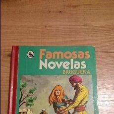 Tebeos: TOMO PERFECTO FAMOSAS NOVELAS BRUGUERA 320 PÁGINAS . Lote 55798219