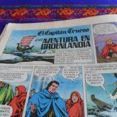 Tebeos: CON CAPITÁN TRUENO MORTADELO ESPECIAL Nº 104 TROVADORES. BRUGUERA 1981. 80 PTS.. Lote 55815110