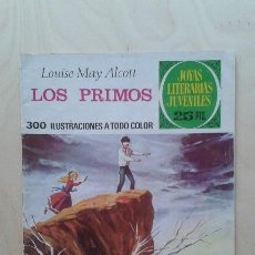 Tebeos: LOS PRIMOS ( JOYAS LITERARIAS, ED. BRUGUERA 1976 )-- Nº 168. Lote 55889900