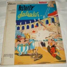 Tebeos: ASTERIX GLADIADOR EDITORIAL BRUGUERA AÑO 1968. Lote 55938260