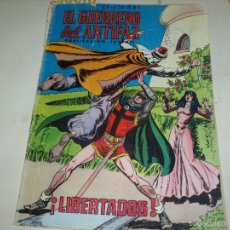 Tebeos: EL GUERRERO DEL ANTIFAZ LIBERTADORES. Lote 56024553