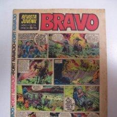 Tebeos: BRAVO Nº 31 DE EDITORIAL BRUGUERA. Lote 56098411