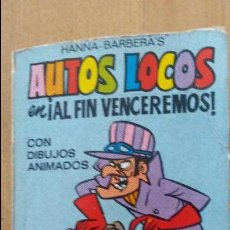Tebeos: AUTOS LOCOS - MINI INFANCIA 116 - 1ª EDICIÓN 1971 - BRUGUERA - DIFICIL. Lote 58135106