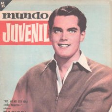 Tebeos: MUNDO JUVENIL Nº 42 ORIGINAL EDI. BRUGUERA 1963 - MARISOL, LANDERS SCHOOL. Lote 56171762