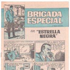 Tebeos: BRIGADA ESPECIAL Nº 6 CUADERNOS HEROES Nº 23 EDI. BRUGUERA 1964 SIN CIRCULAR, NUEVO. Lote 56173890