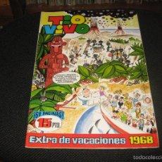 Tebeos: TIO VIVO - EXTRA DE VACACIONES 1968 - BRUGUERA. Lote 56179822