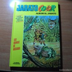 Tebeos: JABATO COLOR. Nº 49 EDITORIAL PLANETA DE AGOSTINI, 2010. ALBUM TAPA DURA. Lote 141071410