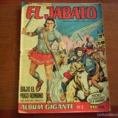 Tebeos: EL JABATO GIGANTE. Nº 1. . Lote 56207680
