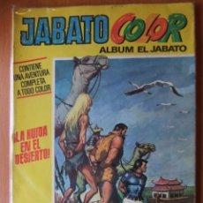 Tebeos: JABATO COLOR ALBUM EL JABATO Nº 26 AÑO 1971. Lote 56211935