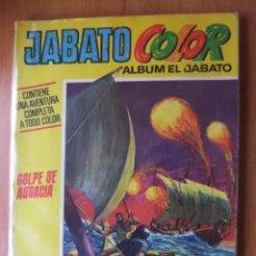 Tebeos: JABATO COLOR ALBUM EL JABATO Nº 28 AÑO 1971. Lote 56211954