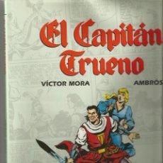 Tebeos: EL CAPITAN TRUENO - AMBROS - DOS VOLUMENES. Lote 56237769