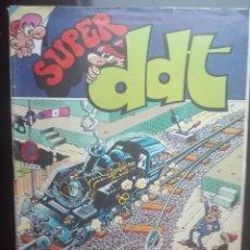 Tebeos: SUPER DDT AÑO Nº 56 AÑO 1978. Lote 56250398