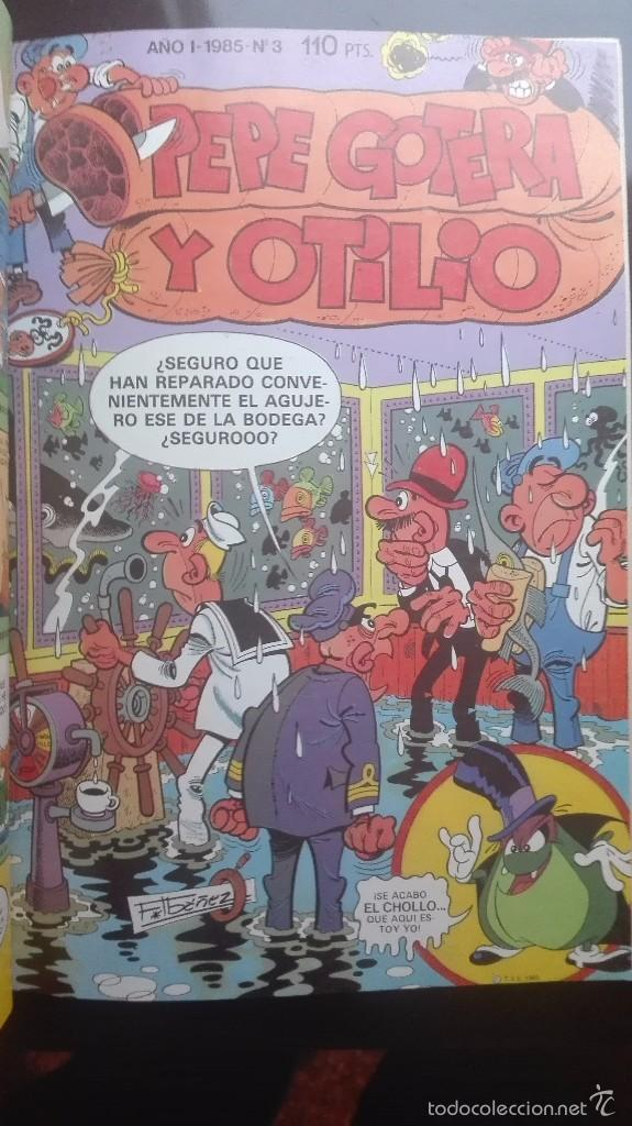 Tebeos: SELECCION BRUGUERA Nº 2 - 3 REVISTAS INTERIOR - BRUGUERA 1985 - Foto 3 - 56250636
