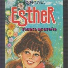 Tebeos: ESTHER ESPECIAL Nº 28 , FLORES DE OTOÑO -ED. BRUGUERA 1983. Lote 56255470