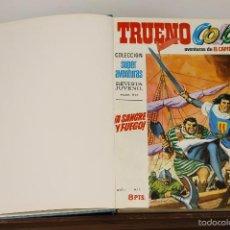 Tebeos: 7413 - COLECCIÓN TRUENO COLOR. 3 TOMOS(VER DESCRIP). EDI. BRUGUERA. 1969-1970.. Lote 56274878