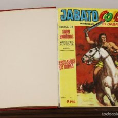 Tebeos: 7414 - COLECCIÓN JABATO COLOR. 3 TOMOS(VER DESCRIP). EDI. BRUGUERA. 1969-70.. Lote 91797122
