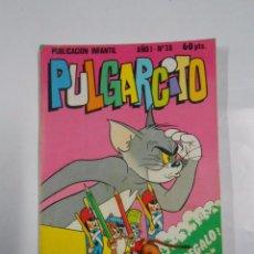 Tebeos: PULGARCITO - AÑO I. Nº 38. PUBLICACION INFANTIL. BRUGUERA. TDKC15. Lote 56294011