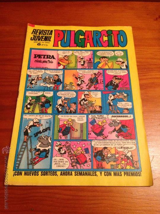 PULGARCITO 6ª SEXTA EPOCA. Nº 2145. BRUGUERA 1972 (Tebeos y Comics - Bruguera - Pulgarcito)