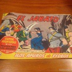 Tebeos: EL JABATO Nº 275. LOS APUROS DE FIDEO. BRUGUERA 1963. . Lote 56330568