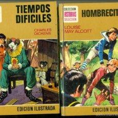 Tebeos: HISTORIAS SELECCION LOTE DE LOS Nº 2 Y 10. Lote 56461527