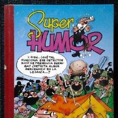 BDs: 3 SUPER HUMOR MORTADELO , EDICIONES B, S. A. 1993, TOMOS Nº 2, Nº 14, Y Nº 40. Lote 56463943