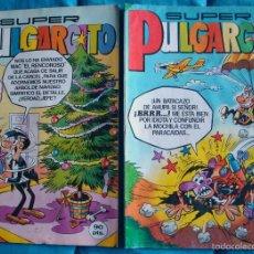 Tebeos: COMIC PULGARCITO BRUGUERA 2 COMICS SUPER Nº 151-152 NUEVOS 1983. Lote 56473152