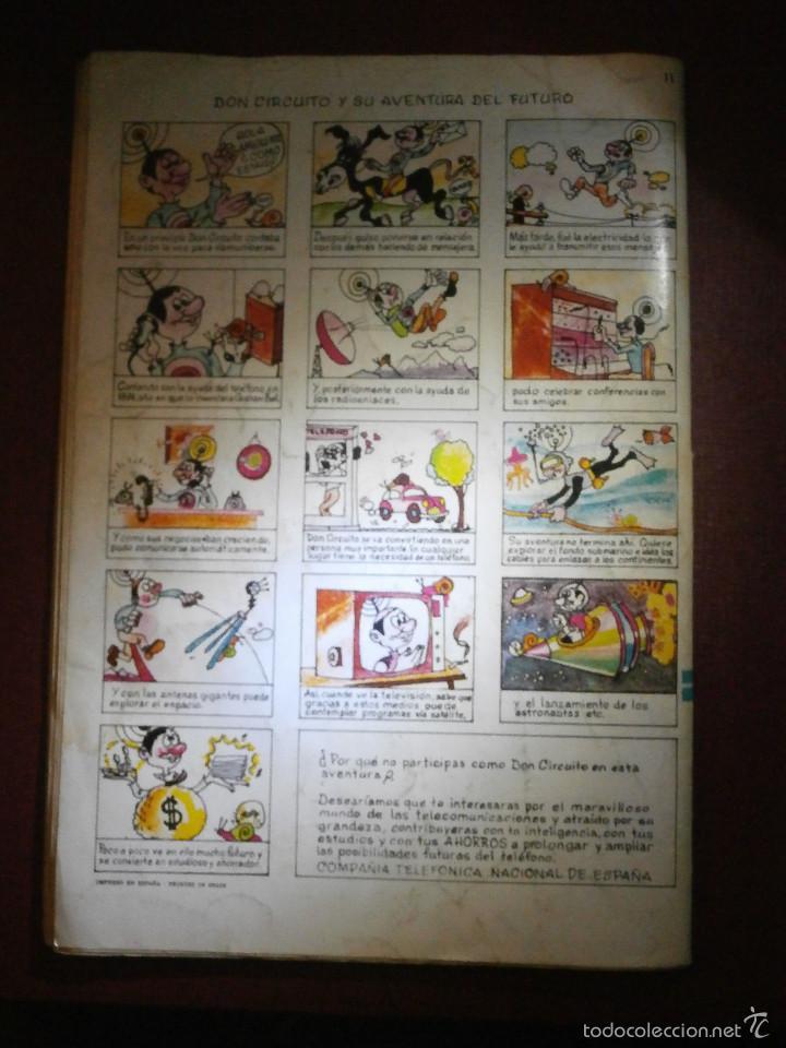 Tebeos: Tebeo - SUPER PULGARCITO - Nº 11 - NUMERO EXTRA - BRUGUERA 1971 - - Foto 2 - 56504808