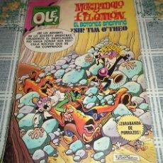 Tebeos: MORTADELO Y FILEMON ED. BRUGUERA 1ª EDICION 1979 COL. OLE N.º 170 . Lote 56507999