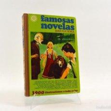 Tebeos: FAMOSAS NOVELAS BRUGUERA TOMO XI 1ª EDICIÓN 1978. Lote 56545637