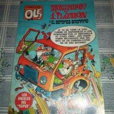 Tebeos: MORTADELO Y FILEMON ED. BRUGUERA 1ª EDICION 1980 COL. OLE N.º 193 . Lote 56585556