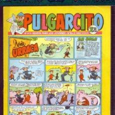 Tebeos: TEBEOS-COMICS GOYO - PULGARCITO - Nº 1415 - BRUGUERA - CON CAPITAN TRUENO *AA99. Lote 39095623