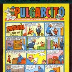 Tebeos: TEBEOS-COMICS GOYO - PULGARCITO - Nº 1436 - BRUGUERA - CON CAPITAN TRUENO *AA99. Lote 39095900