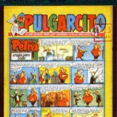 Tebeos: TEBEOS-COMICS GOYO - PULGARCITO - Nº 1442 - BRUGUERA - CON CAPITAN TRUENO *BB99. Lote 39109623