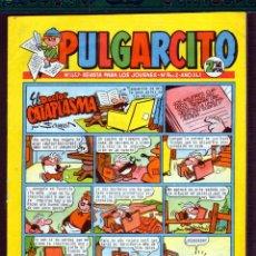 Tebeos: TEBEOS-COMICS GOYO - PULGARCITO - Nº 1557 - BRUGUERA - CON CAPITAN TRUENO *BB99. Lote 44711982