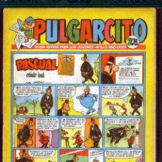 Tebeos: TEBEOS-COMICS GOYO - PULGARCITO - Nº 1454 - BRUGUERA - CON CAPITAN TRUENO *AA99. Lote 39109791