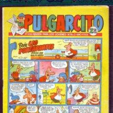 Tebeos: TEBEOS-COMICS GOYO - PULGARCITO - Nº 1455 - BRUGUERA - CON CAPITAN TRUENO *BB99. Lote 39109807