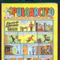 Tebeos: TEBEOS-COMICS GOYO - PULGARCITO - Nº 1456 - BRUGUERA - CON CAPITAN TRUENO *BB99. Lote 39109847