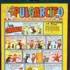 Tebeos: TEBEOS-COMICS GOYO - PULGARCITO - Nº 1460 - BRUGUERA - CON CAPITAN TRUENO *BB99. Lote 39109885