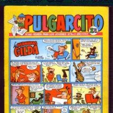 Tebeos: TEBEOS-COMICS GOYO - PULGARCITO - Nº 1461 - BRUGUERA - CON CAPITAN TRUENO *BB99. Lote 39109927