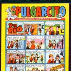 Tebeos: TEBEOS-COMICS GOYO - PULGARCITO - Nº 1543 - BRUGUERA - CON CAPITAN TRUENO *AA99. Lote 44713439