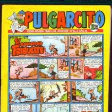 Tebeos: TEBEOS-COMICS GOYO - PULGARCITO - Nº 1542 - BRUGUERA - CON CAPITAN TRUENO ***CC99. Lote 44713446