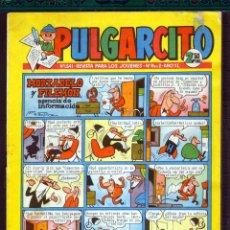 Tebeos: TEBEOS-COMICS GOYO - PULGARCITO - Nº 1541 - BRUGUERA - CON CAPITAN TRUENO *CC99. Lote 44713460
