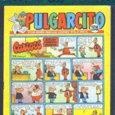 Tebeos: TEBEOS-COMICS GOYO - PULGARCITO - Nº 1538 - BRUGUERA - CON CAPITAN TRUENO *BB99. Lote 44713530