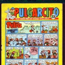 Tebeos: TEBEOS-COMICS GOYO - PULGARCITO - Nº 1535 - BRUGUERA - CON CAPITAN TRUENO **BB99. Lote 44713631